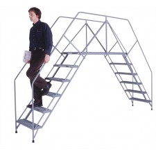 Cotterman PC Series Easy 50 Portable Crossover Stair