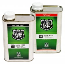 Ultra-Ever Dry 1 Quart Bottom Coat AND 1 Quart Top Coat (Both Coatings Included)