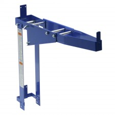Werner SPJ-WB Steel Work Bench with Guard Rail Holder