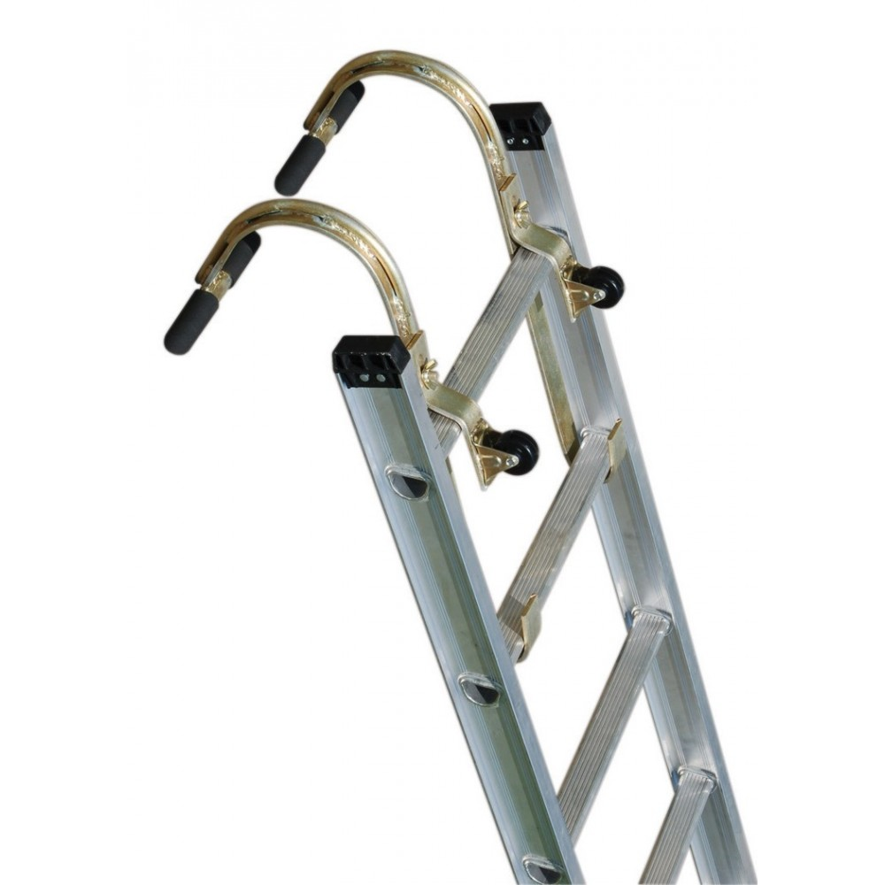 Tie Down Engineering 65005 Roof Zone Ladder Hook with Wheel - Roof Ridge Extension - 2 ...  sc 1 st  Industrial Products : extension roof ladder - memphite.com