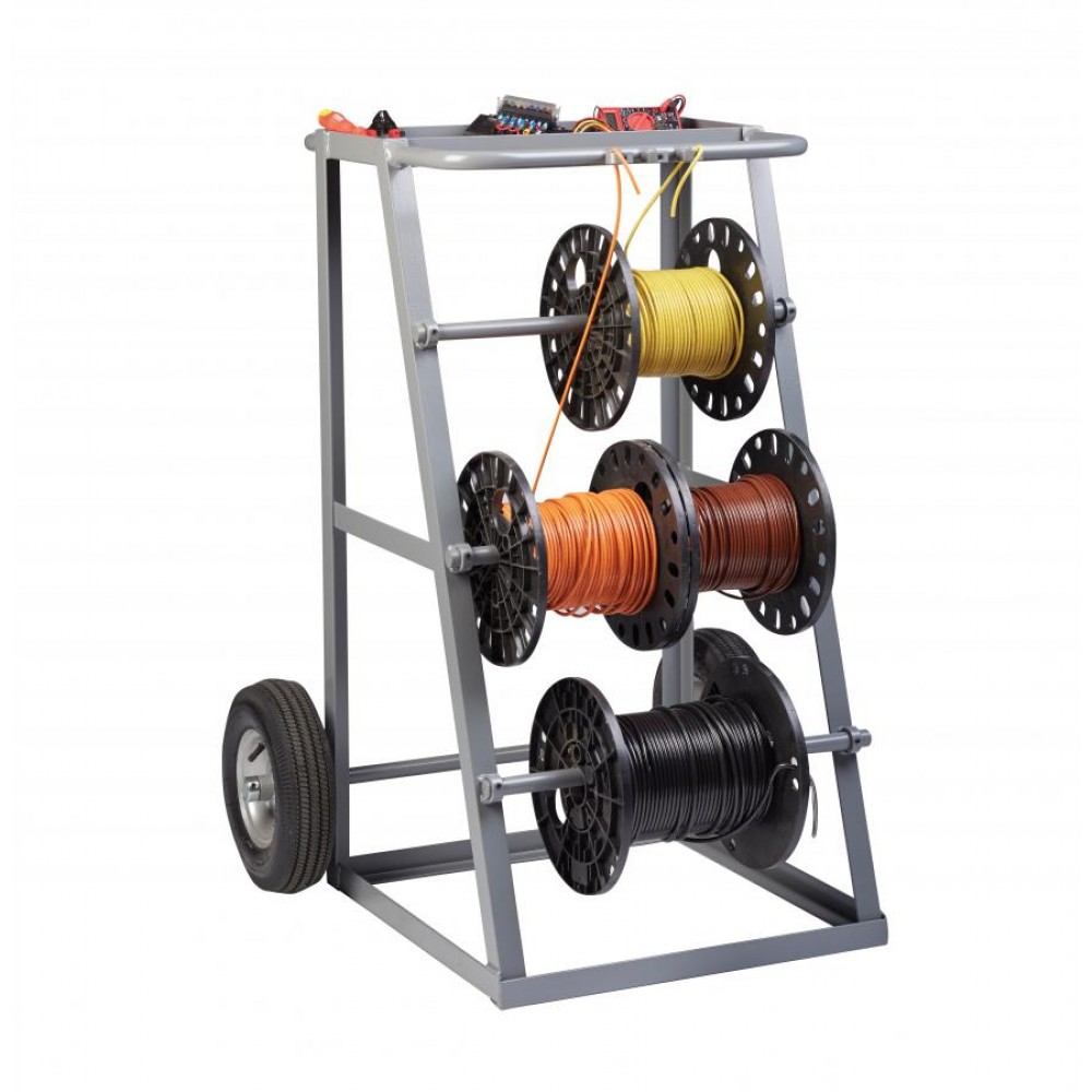 Little Giant Wire Reel Caddy | Wire Reel Rack | Industrial Products