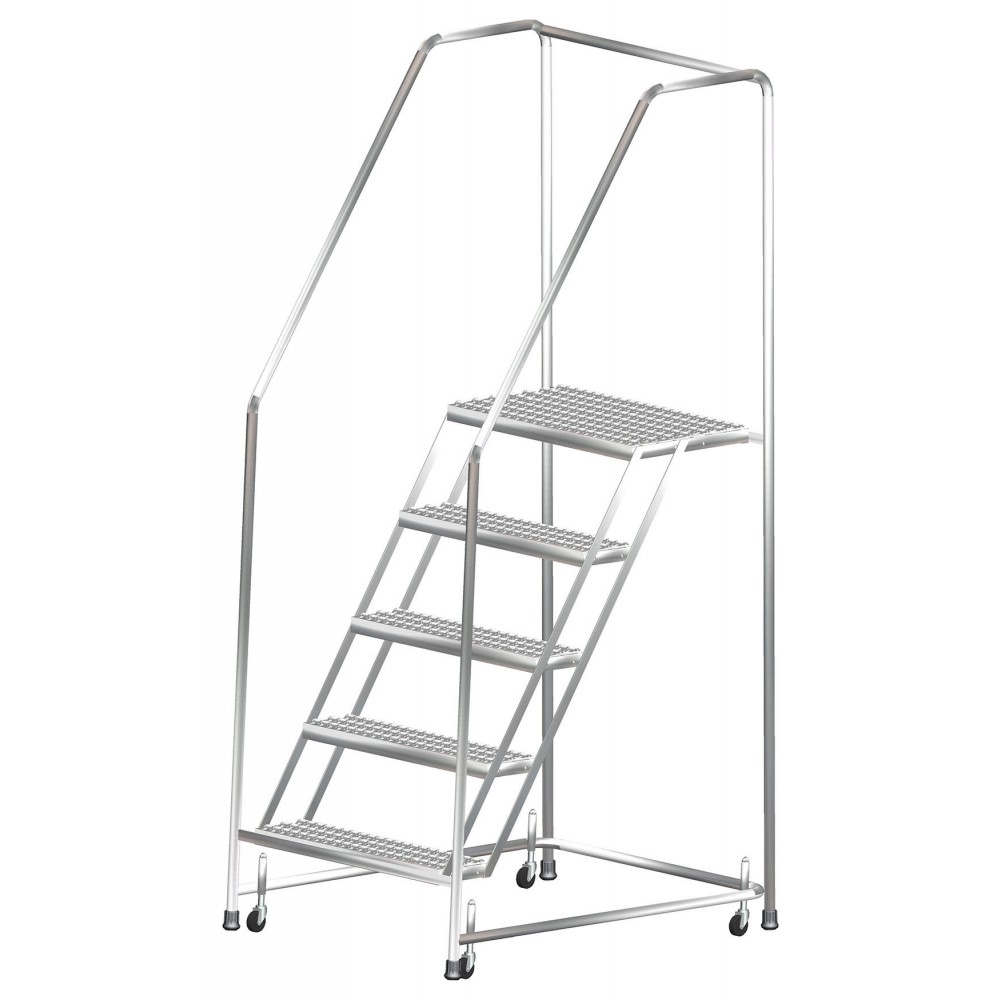Ballymore Stainless Steel Spring Loaded Caster Ladders
