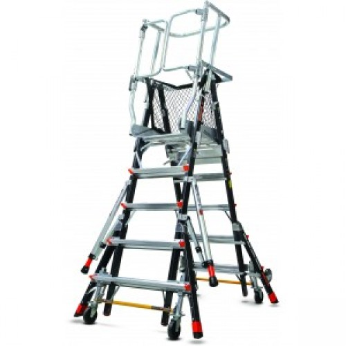 Little Giant 18509-243 Aerial Safety Cage - 5